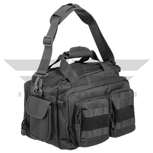 Lancer Tactical Range Bag - Black - airsoftgateway.com