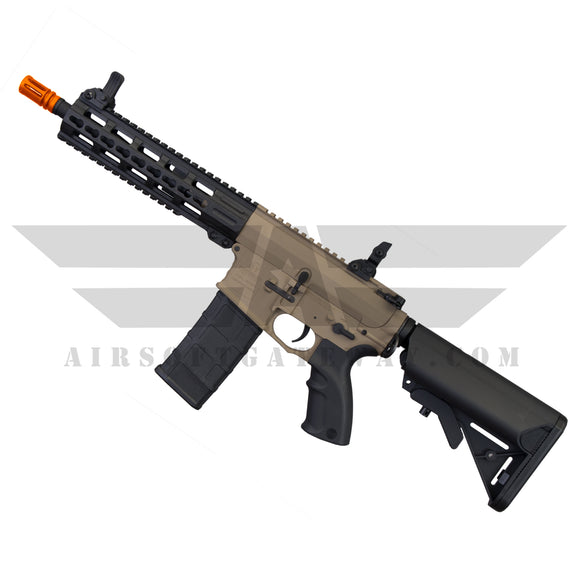 Tippmann Commando AEG CQB 10.5 with Keymod Rail System TAN