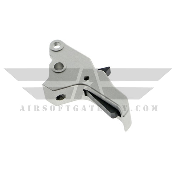 CowCow Tactical Trigger For M&P 9 - Silver - airsoftgateway.com