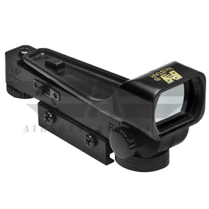 NcStar/Vism Red Dot Reflex Sight - 3/8in Dovetail Mount -#Z12 - airsoftgateway.com