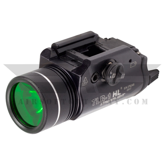 Ricochet Duo Replacement BB Proof Lens For Streamlight TLR-1 HL & TLR-1/S - Gang Green -Y5