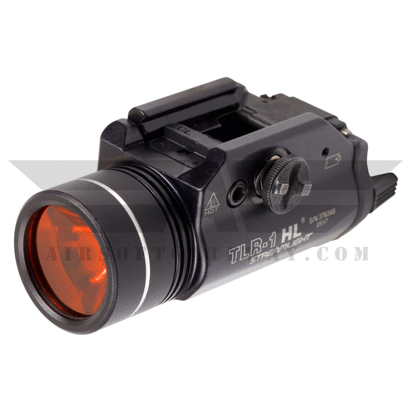 Ricochet Duo Replacement BB Proof Lens For Streamlight TLR-1 HL & TLR-1/S -  Sun Burst - LTD Airsoft Preferred Lenses