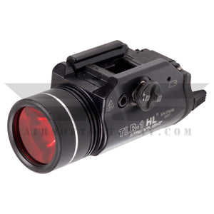 Ricochet Duo Replacement BB Proof Lens For Streamlight TLR-1 HL & TLR-1/S -  Blood Red (#A3-3) - airsoftgateway.com