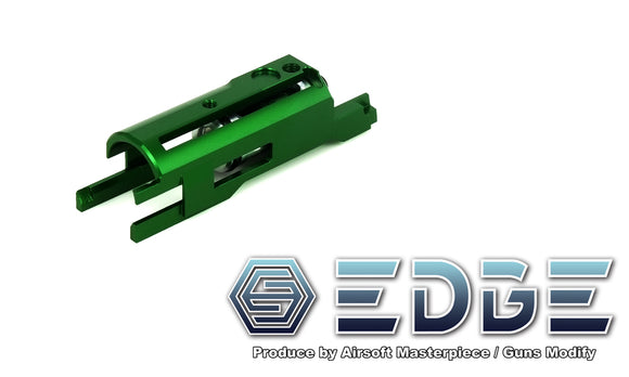 EDGE Aluminum Blowback Housing for Hi-CAPA/1911 - Green - airsoftgateway.com