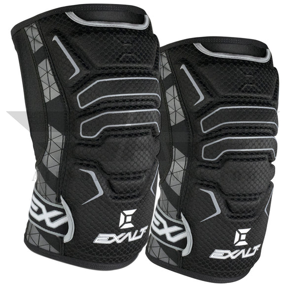 Exalt FreeFlex Knee Pads - Black - airsoftgateway.com