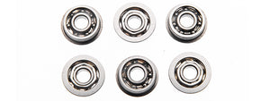 Lonex 8MM Steel Ball Bearing For AEG Gearboxes - 6PCS - airsoftgateway.com