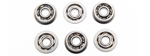 Lonex 8MM Steel Ball Bearing For AEG Gearboxes - 6PCS