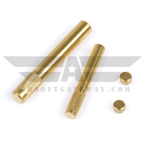 Guns Modify G Series Stainless Steel Pin Set - Gold - airsoftgateway.com