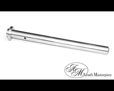 Airsoft Masterpiece Recoil Rod for a Tokyo Marui Hi-Capa 5.1 - Silver - airsoftgateway.com