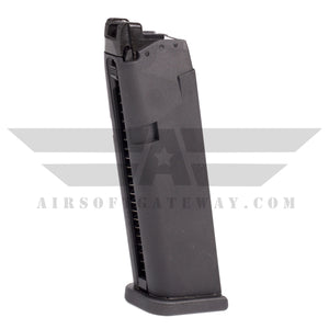 Elite Force Glock 17 Gen 4 20 Round Magazine - Black - airsoftgateway.com