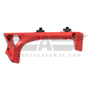 Air Strike MLOK Vertical Foregrip - Red - airsoftgateway.com
