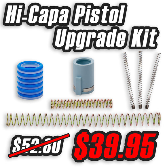 ***FLASH SALE*** SCS Tokyo Marui Hi-Capa Pistol Upgrade Kit ***FLASH SALE*** - airsoftgateway.com