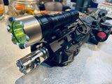 Dragon Fyre Combat Flashlight with SS King Crown and Ricochet Lens - airsoftgateway.com