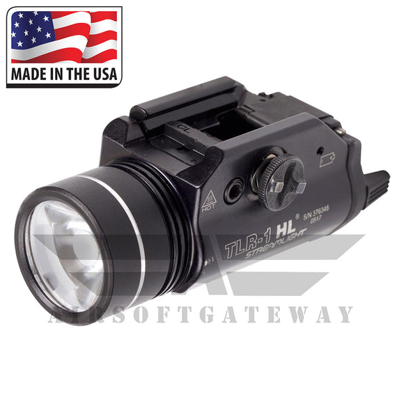 Blind Fire Replacement Lens for Streamlight TLR-1 HL - Clear -Y7 - airsoftgateway.com