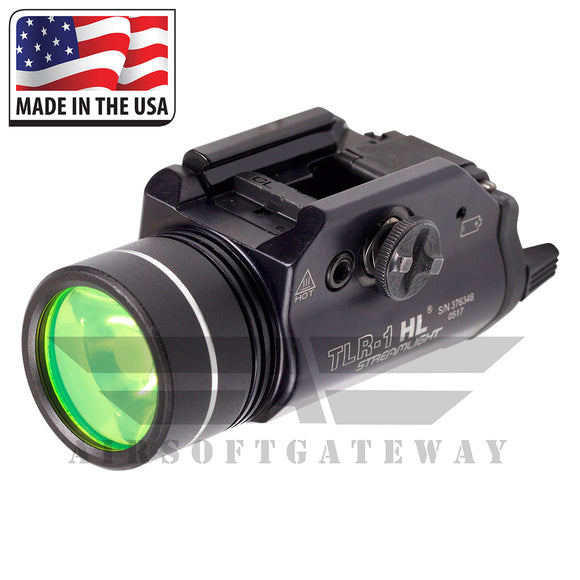 Blind Fire Replacement Lens Filters for Streamlight TLR-1 HL - Green -Y2 - airsoftgateway.com