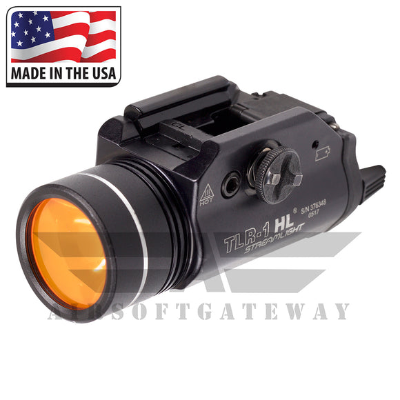 Blind Fire Replacement Lens Filters for Streamlight TLR-1 HL - Orange -Y2 - airsoftgateway.com