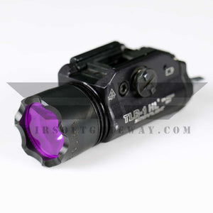 Ricochet Duo Replacement BB Proof Lens For Streamlight TLR-1 HL & TLR-1/S -  Purple Haze (#A3-3) - airsoftgateway.com