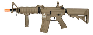 LT-02CTL-G2 LOW FPS MK18 NYLON POLYMER MOD 0 AEG AIRSOFT RIFLE - TAN
