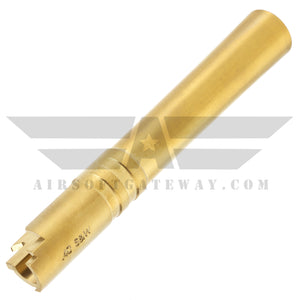 UAC Stainless Steel Barrel for 5.1 .40 S&W GOLD - airsoftgateway.com