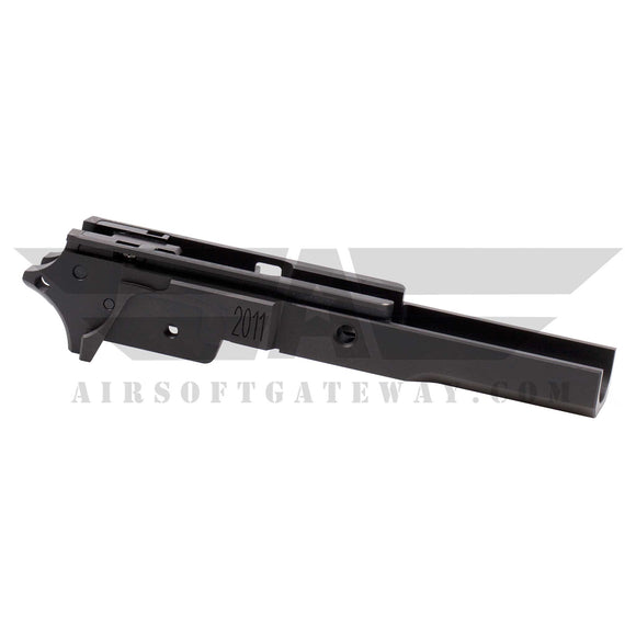 Airsoft Masterpiece STEEL Frame - STI 2011 3.9 Black - airsoftgateway.com