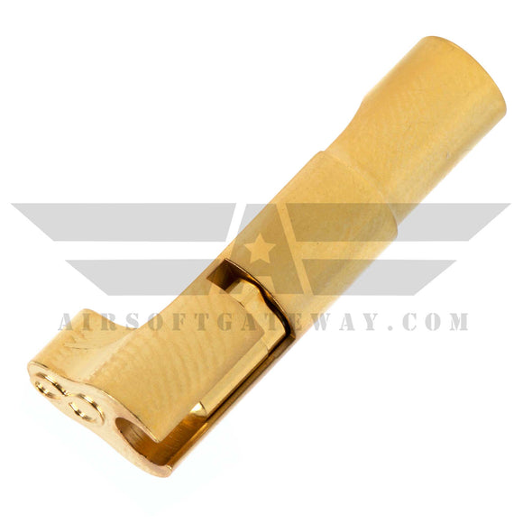 Airsoft Masterpiece Magazine Release Catch - Infinity Style Gold - airsoftgateway.com