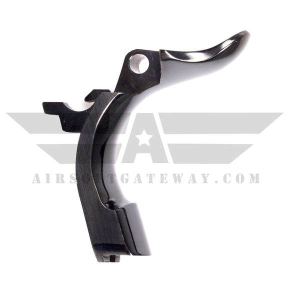 Airsoft Masterpiece STEEL Grip Safety - Type 1 STI Style Black - airsoftgateway.com