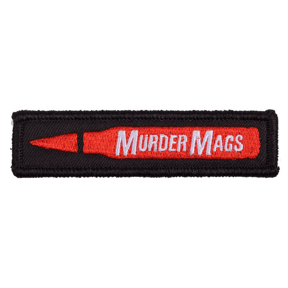 RPS Murder Magazine Patches - airsoftgateway.com
