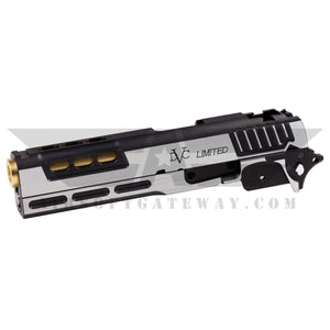 "Airsoft Masterpiece DVC STI Limited ""Older Brother"" Standard Kit for Hi-Capa - 2Tone/Gold - airsoftgateway.com"
