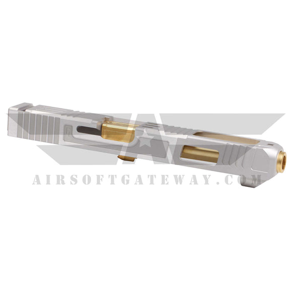 Gunsmith Bros AR2452 G Series 34 Slide Kit - Silver - airsoftgateway.com