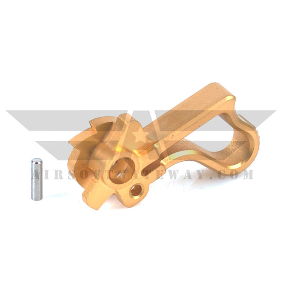 UAC Match Grade Stainless Steel Hammer For Hi-Capa Type C - Gold