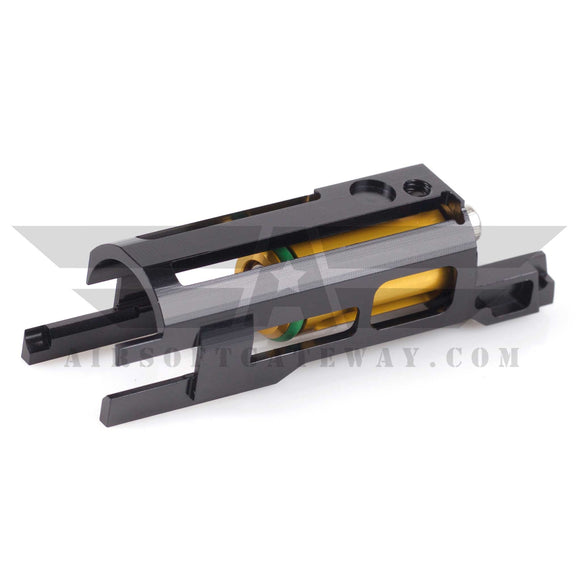 UAC Ultra Lightweight Blowback Housing for Tokyo Marui Hi-Capa 5.1/4.3 - Black - airsoftgateway.com