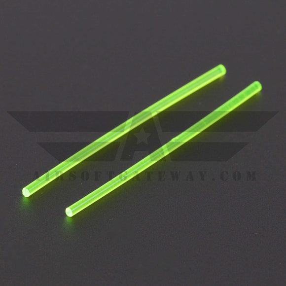 UAC Fiber Optic Green - 2mm Diameter - airsoftgateway.com
