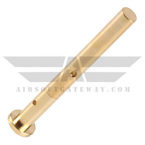 Airsoft Masterpiece Recoil Rod for a Tokyo Marui Hi-Capa 4.3 - Gold - airsoftgateway.com