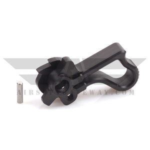 UAC Match Grade Stainless Steel Hammer For Hi-Capa Type C - Black