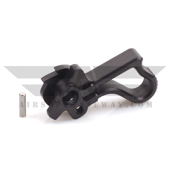 UAC Match Grade Stainless Steel Hammer For Hi-Capa Type C - Black - airsoftgateway.com