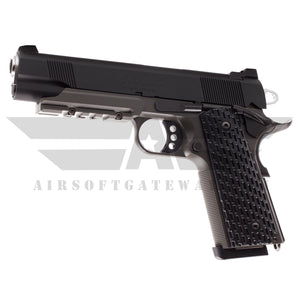 Tokyo Marui Night Warrior Gas Blowback Airsoft Pistol - Black - airsoftgateway.com