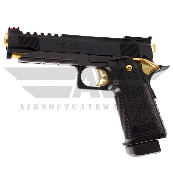 Tokyo Marui Gold Match 5.1 Gas Blowback Airsoft Pistol - airsoftgateway.com