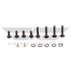 ASG Screw Set Version 2 Gearbox - airsoftgateway.com