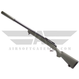 Tokyo Marui VSR 10 G-SPEC Bolt Action Spring Airsoft Snipers - OD - airsoftgateway.com