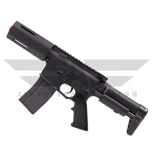 Krytac Alpha SDP AEG Airsoft Rifle - Black - airsoftgateway.com