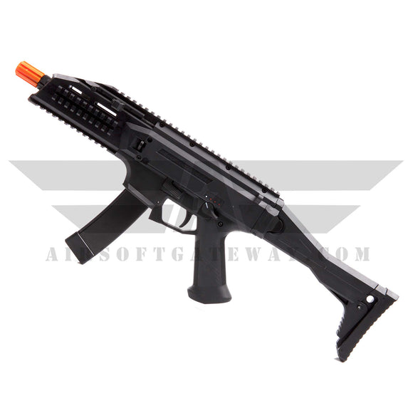 ASG CZ Scorpion EVO 3-A1 Airsoft AEG Rifle - Black - airsoftgateway.com