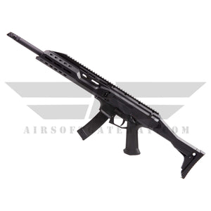 ASG CZ Scorpion EVO 3 A1 Airsoft AEG Rifle Carbine Version  - Black - airsoftgateway.com