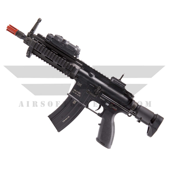 VFC/Umarex H&K 416C Elite RIS Full Metal Airsoft AEG Rifle - Black