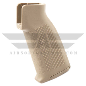 PTS Enhanced Polymer Grip Compact for AEG M4/M16 Rifles - Tan