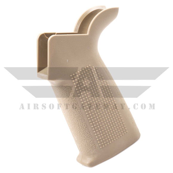 PTS Enhanced Polymer Grip for AEG Rifles M4/M16 - Tan - airsoftgateway.com