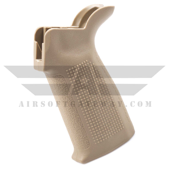 PTS Enhanced Polymer Grip for a Gas Blowback M4/M16 - Tan