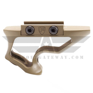 PTS Fortus Shift™ Short Angle Grip Rail Mount - Tan