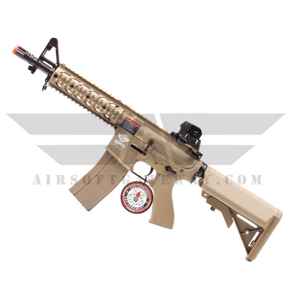 G&G CM16 Raider Combat Machine AEG Airsoft Rifle Tan - airsoftgateway.com