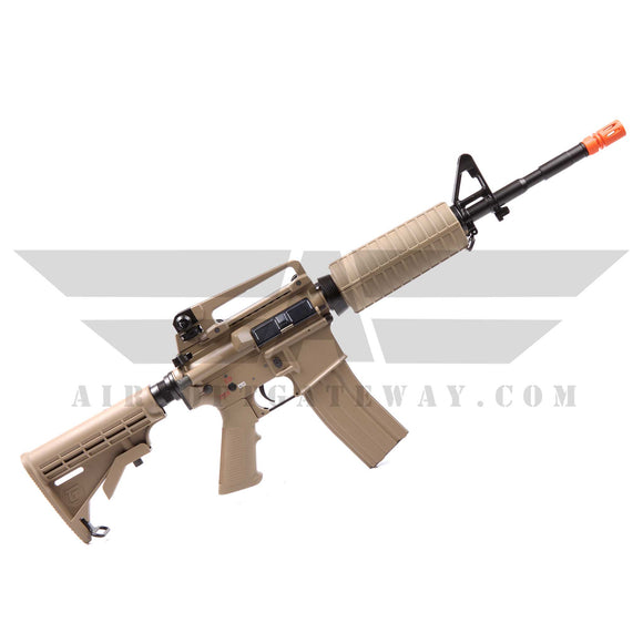 G&G GR-16 Carbine M4 Airsoft AEG Rifle - Tan - airsoftgateway.com