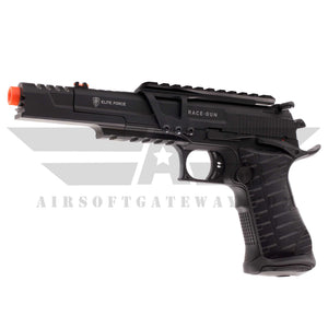 Elite Force Competition Race Gun CO2 Blowback Airsoft Gun - Black - airsoftgateway.com